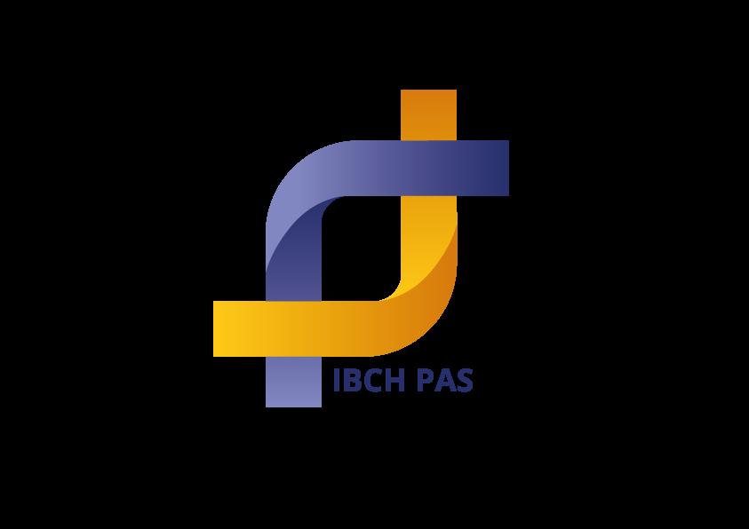 Logotyp Instytutu Chemii Bioorganicznej Polskiej Akademii Nauk